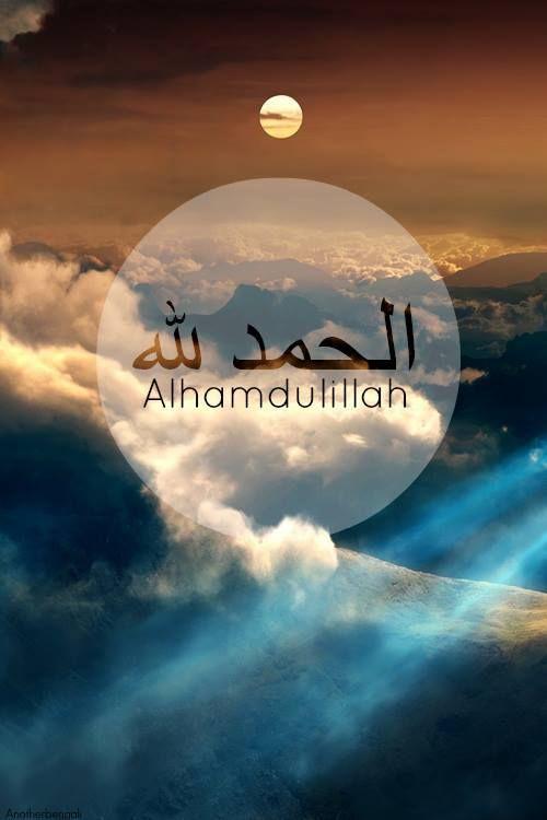 Alhamdulillah! #Islam #Faith