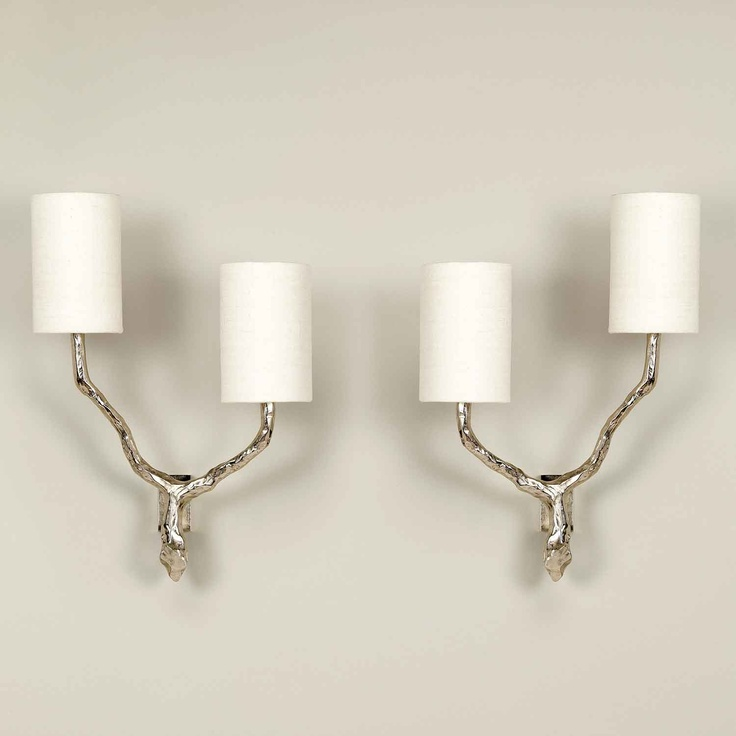 Superior Twig Wall Lights Great Pictures