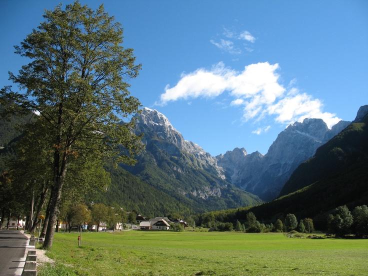 Slovenia - Bovec, Julian Alps