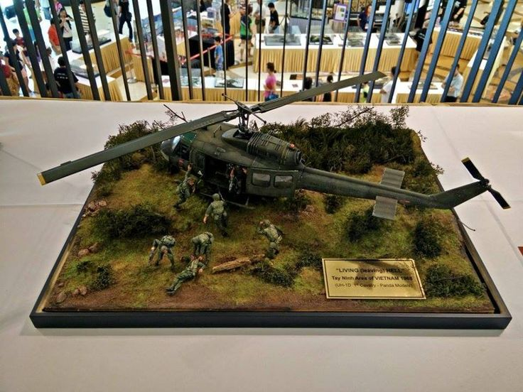 243 best images about diorama vietnam on pinterest for Scale model ideas