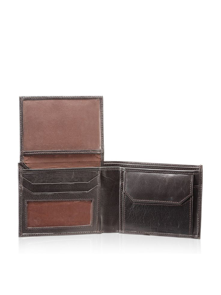Men Wallet; 5 card slots 1 snap closure coin pocket 2 notes section 2 currency slots 2 transparent pockets. This stylish contrast elegant Combo combines all qualities of traditional craftsmanship with contemporary design! Having a transparent window for your ID, with pockets it's having ample space to keep you credential organized and represent-able.