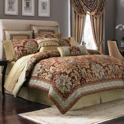 Croscill Fresco Comforter Set Bedbathandbeyond Com