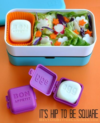 monbento pasta salad square egg mold giveaway by bent on betterlunches. Black Bedroom Furniture Sets. Home Design Ideas