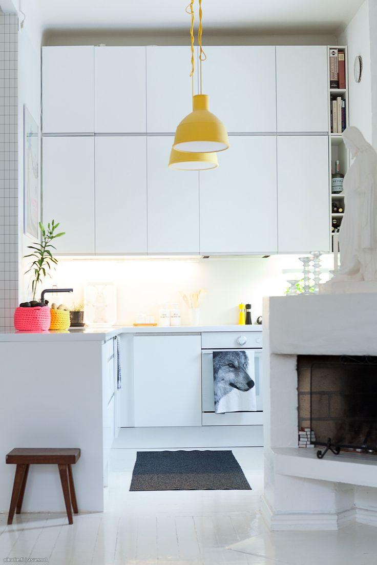 2329 best kitchen for small spaces images on pinterest kitchen myytavat asunnot korkeavuorenkatu 6 6 b 15 helsinki oikotieasunnot keittio kitchen