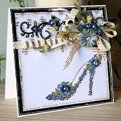 Anna Marie Designs, The home of Cardcraft