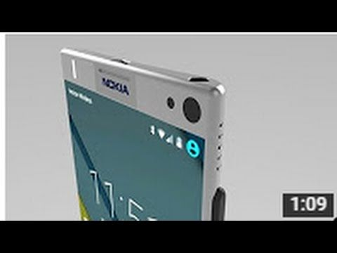 Nokia C1 Android New Smartphone Real First Look 2017
