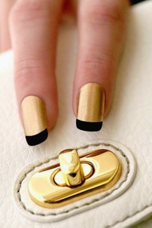 Trendy nail art for short nails 2017 - Styles Art