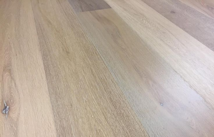 This White Washed Wood Flooring Is Part Of The European