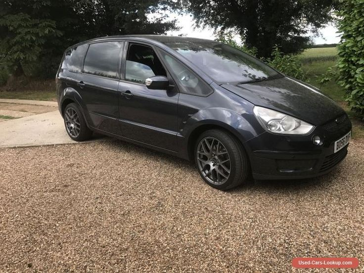 ford s-max и galaxy forums