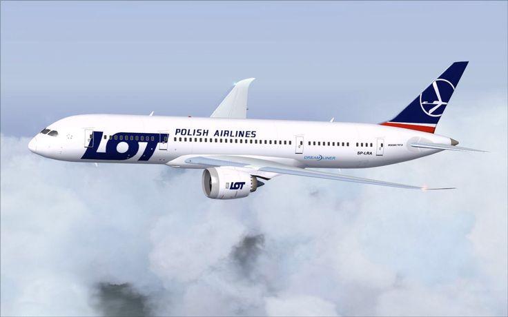 Image issue du site Web http://flyawaysimulation.com/media/images1/images/LOT-polish-airlines-boeing-787-8-v2-fsx1.jpg