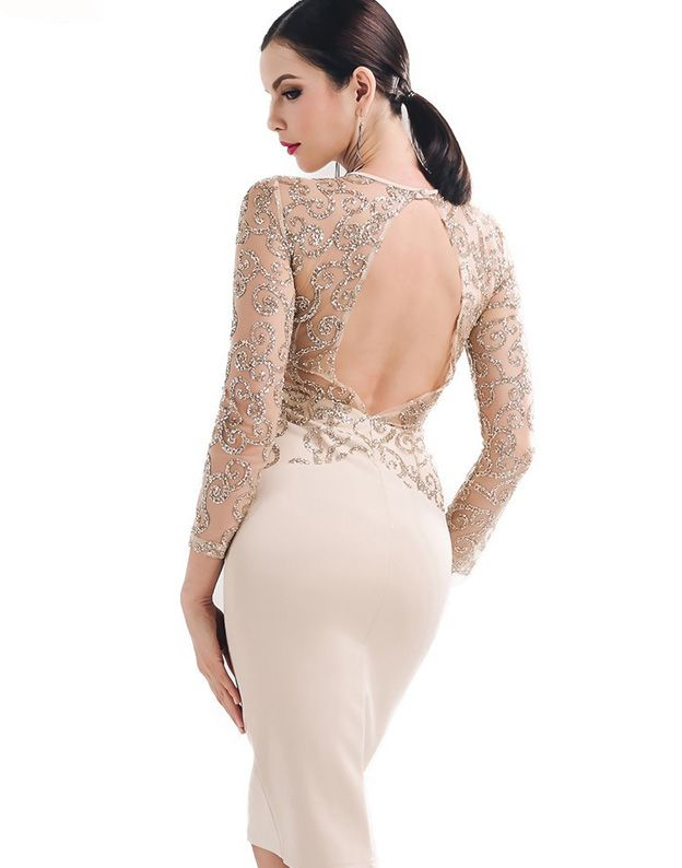 Rochie crem Emperor Collection ORD1-a