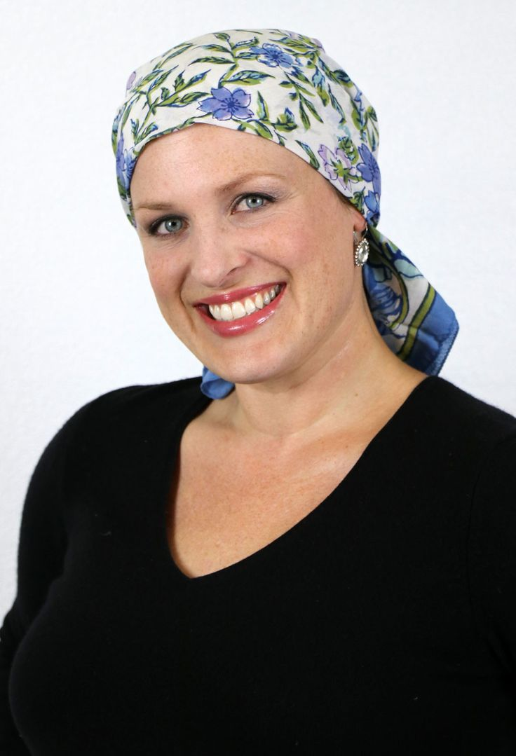 77 best Headscarves for Cancer Patients images on