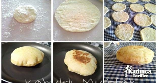 Tavada Mini Ekmek Tarifi | Kadınca Tarifler - Oktay Usta - Nefis Yemek Tarifleri