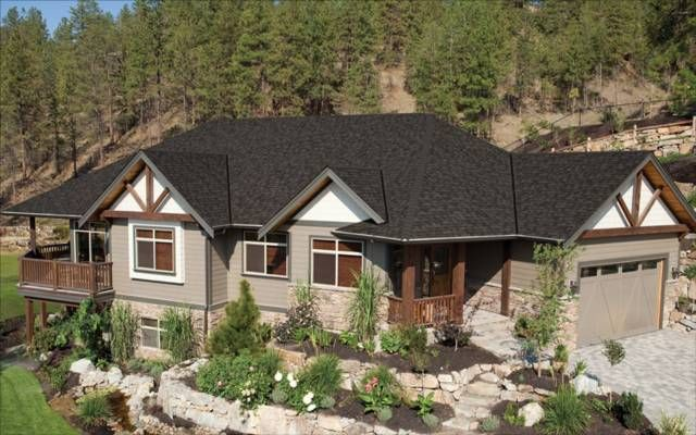Iko Dual Black Shingles Photo Gallery For Cambridge