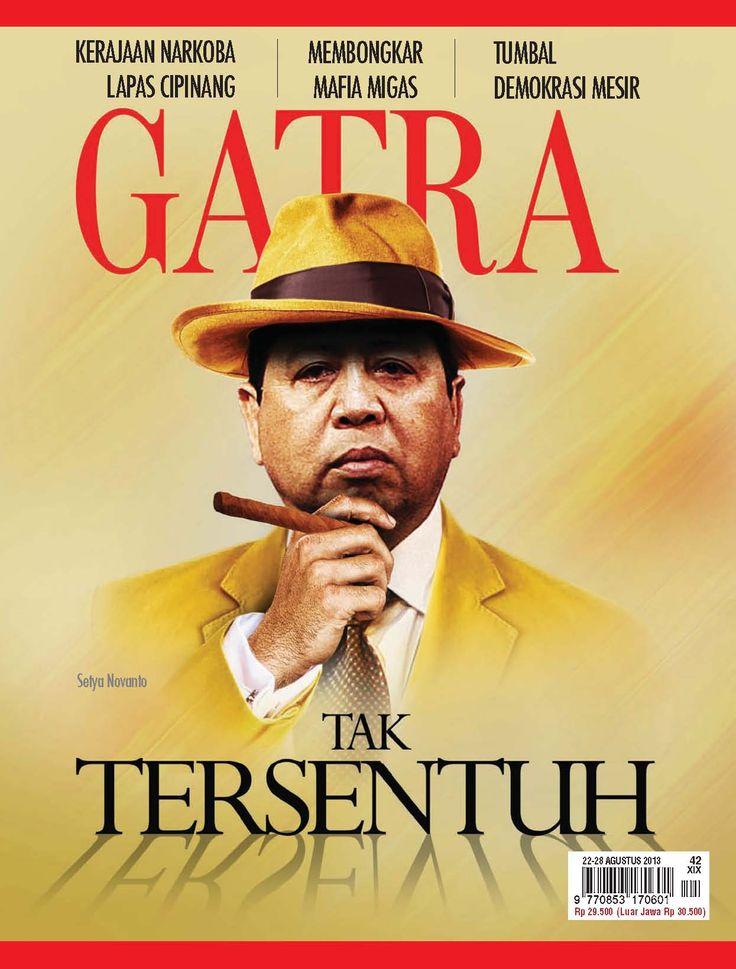 Gatra Magazine's Cover : Untouchables