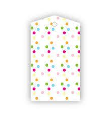 Let's Party With Balloons - Sambellina Rainbow Spot Gift Tags, $9.00 (http://www.letspartywithballoons.com.au/sambellina-rainbow-spot-gift-tags/?page_context=category
