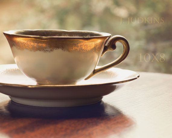 Teacup Photograph Still Life Photography by JJudkinsStudio on Etsy