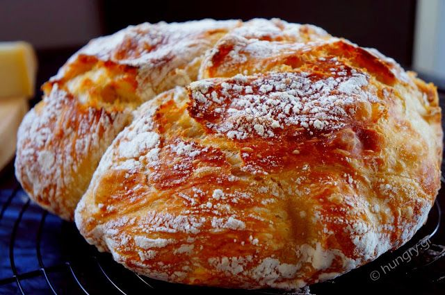 Kitchen Stori.es: Σπιτικό Ψωμί χωρίς Ζύμωμα