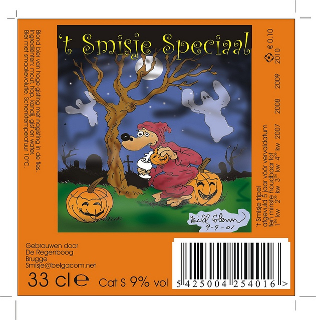 Smisje Speciaal (Halloween)
