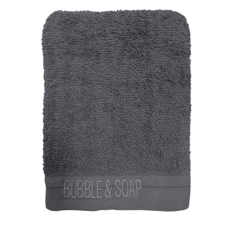Sur Boutiquedubain.com ! Lot de 2 Gants de Toilette Bubble & Soap Canon de Fusil