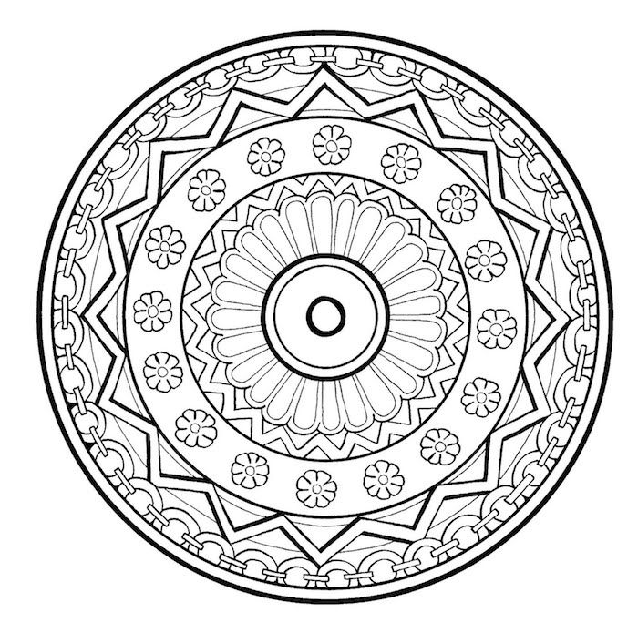 1001 Coole Mandalas Zum Ausdrucken Und Ausmalen Mandalas Zum Ausdrucken Ausmalbilder Ausmalbilder Mandala
