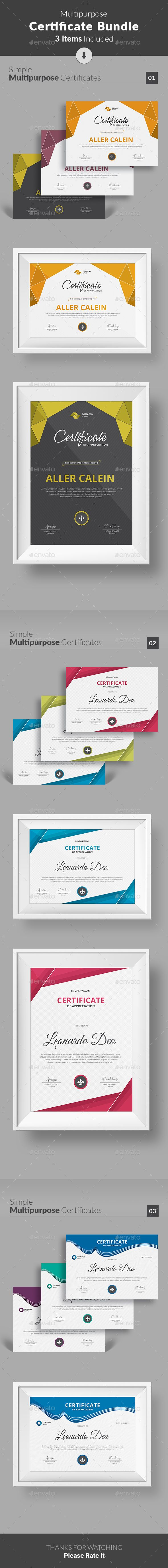 #Certificate - Certificates Stationery Download here: https://graphicriver.net/item/certificate/19277153?ref=alena994