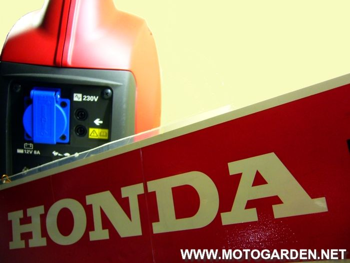 Generatore Honda in super offerta.  Per ci desidera qualità e leggerezza, potenza con prestazioni energetiche superiori.  Controlla sullo store Motogarden