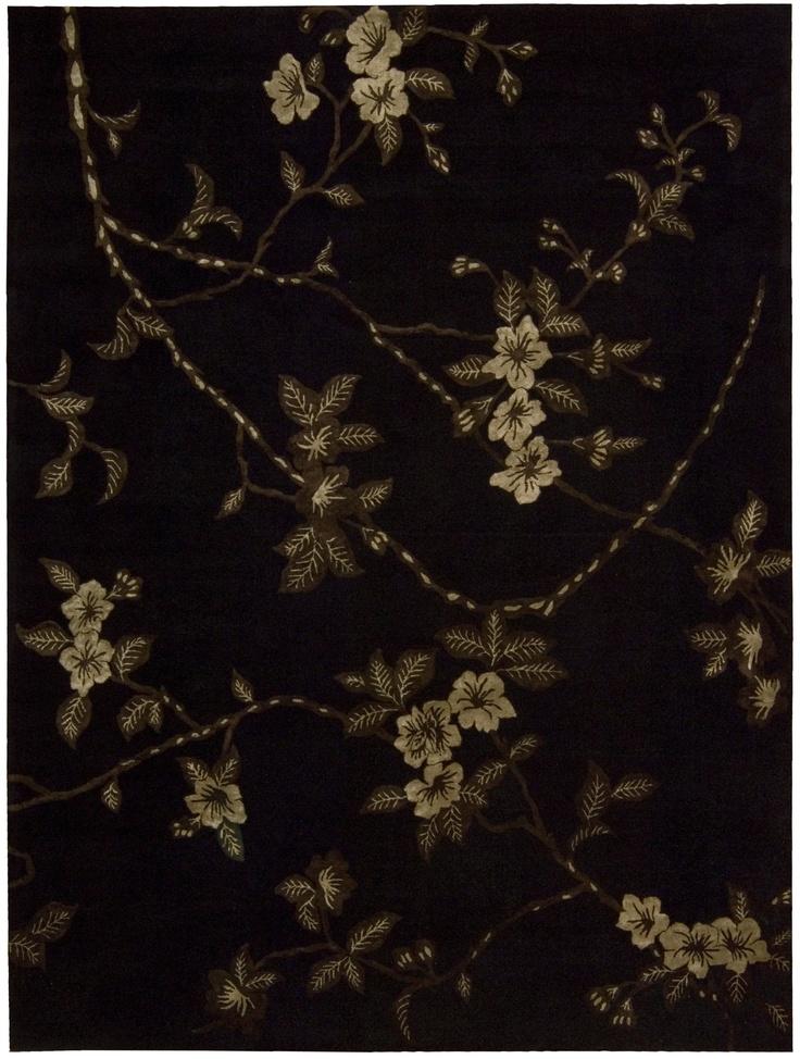Nourison Modern Elegance LH08 Black