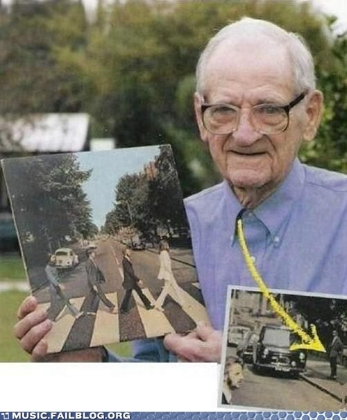 Greatest Photobomb of all time.