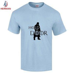 Men-s-Hodor-Fashion-Printed-T-shirt-2016-Summer-Clthing-Sport-Loose-T-shirt-Hip-Hop (2) #gameofthrones