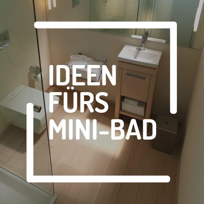 59 best Ideen fürs Mini-Bad images on Pinterest - ideen für kleine badezimmer