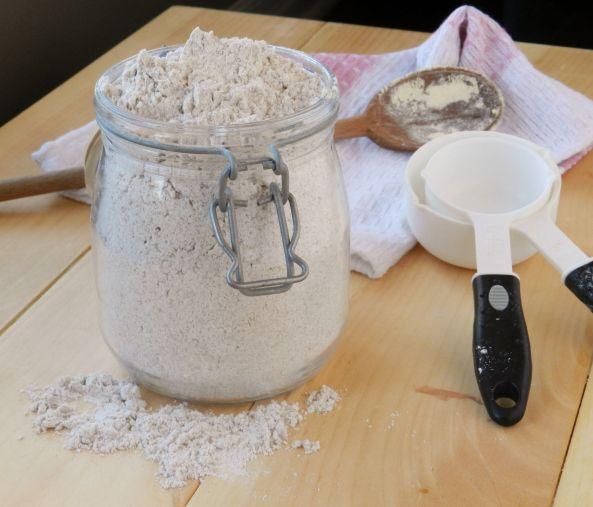 Házilag elkészíthető gluténmentes lisztkeverékek különböző felhasználási célra