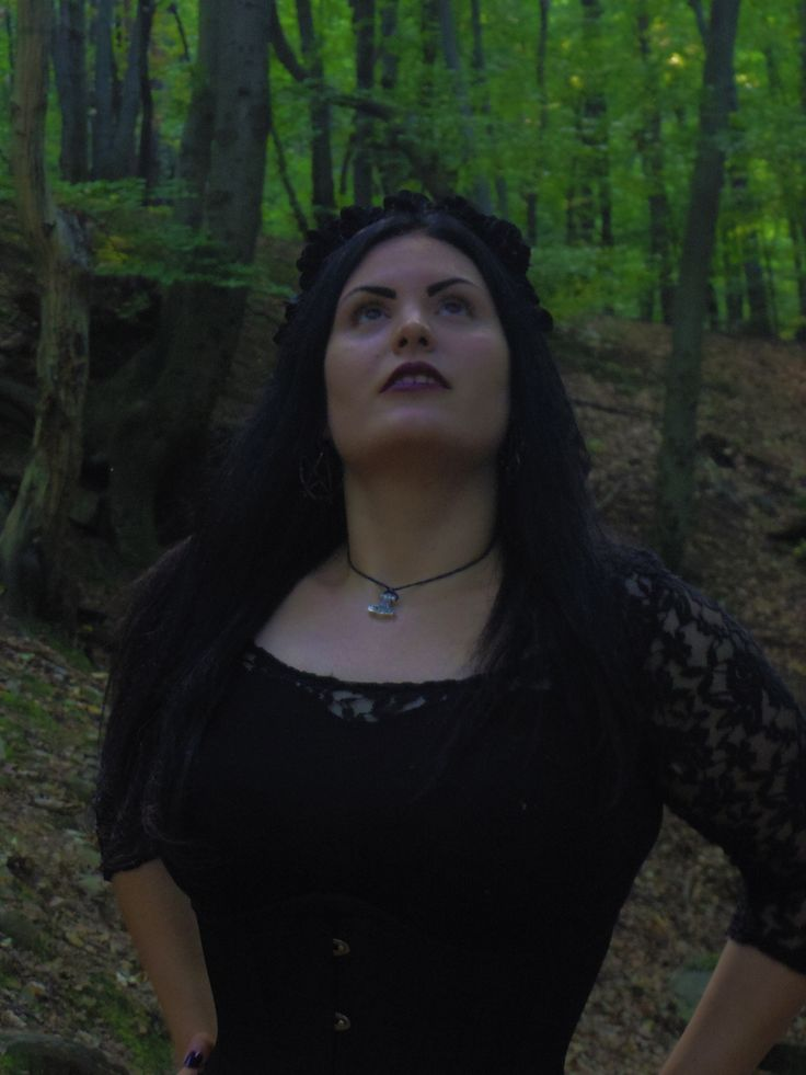 #goth  #gothic  #witch  #witchy  #forestgoth