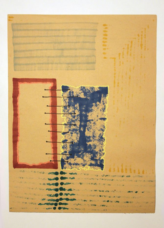 50, installation  (detail) Caterina Morigi Saledocks, Open#5 2013, Venice