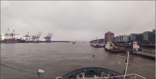 Hamburg heeft een van de grootste havens ter wereld. #hamburg #haven