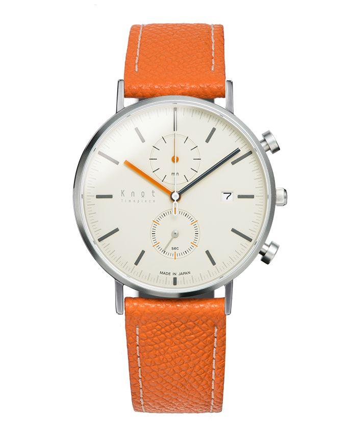 AC-39 Chronograph   KNOT(ノット) / 高品質なMADE IN JAPAN 腕時計ブランド