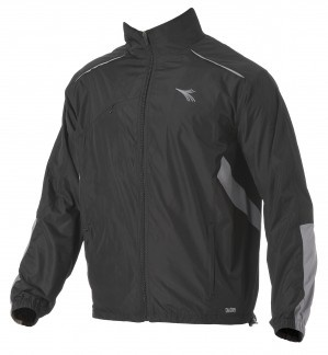 Made from high count polyester, this tech training jacket is a must have item (or great gift) for the active male who likes to look smart in training gear.