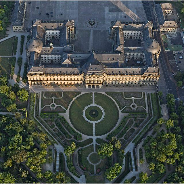 #Würzburg Bischofsresidenz #Bavaria #Germany