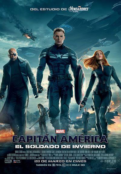 Crítica de Capitán América: El Soldado de Invierno (Valoración 3.5 sobre 5) #capitanamerica