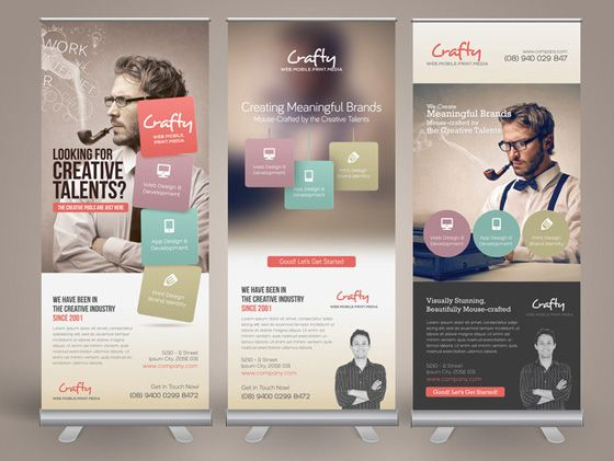 Banner Design Ideas banner design ideas purple pod web development cloud applications web app design 20 Creative Vertical Banner Design Ideas
