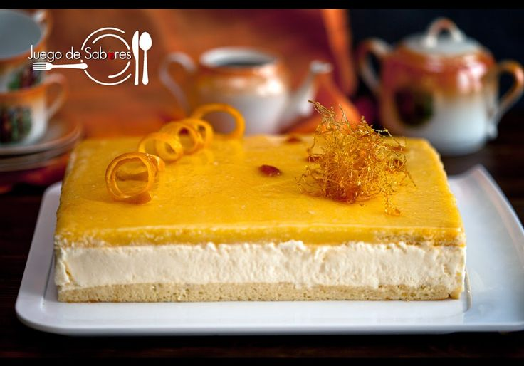 14 Recetas dulces con cítricos: mandarina, naranja y limón | Cocinar en casa es facilisimo.com