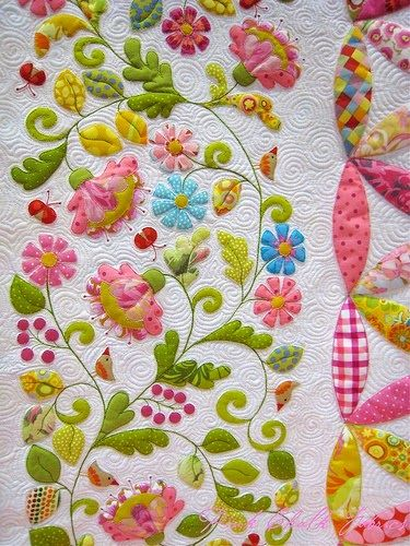 Hand made quilt- exquisite