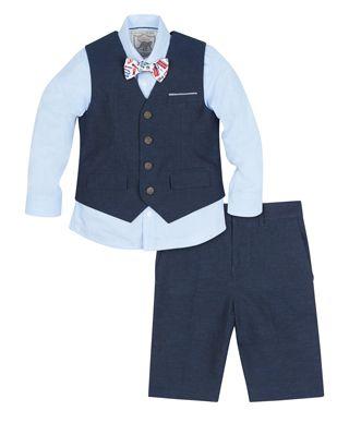 Lionel 4 Piece Suit