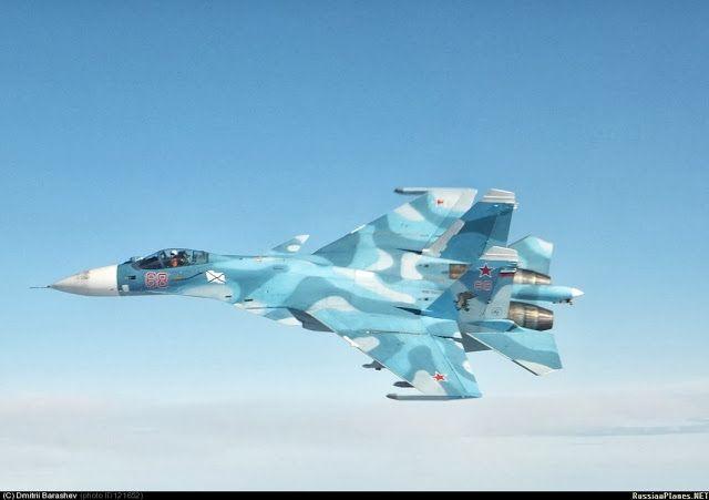 Navy Su-33