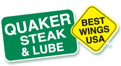 Quaker Steak & Lube- The original is only a 20 minute drive from Thiel, in downtown Sharon.