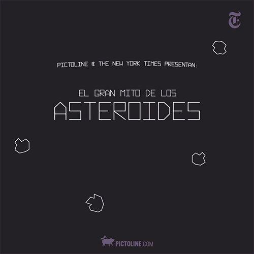 Nos han engañado: ningún cinturón de asteroides es tan peligroso como en las películas