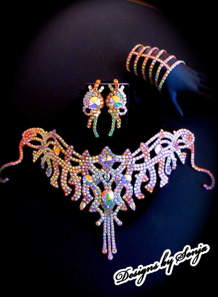 59 best Ballroom Jewelry Necklaces images on Pinterest Ballroom