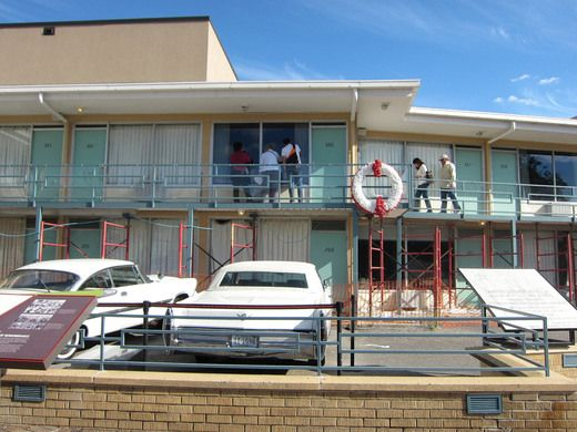 National Civil Rights Museum – Memphis, Tennessee | Atlas Obscura