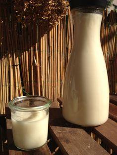 Blitzschnell: Kokos-Hafermilch selbst machen