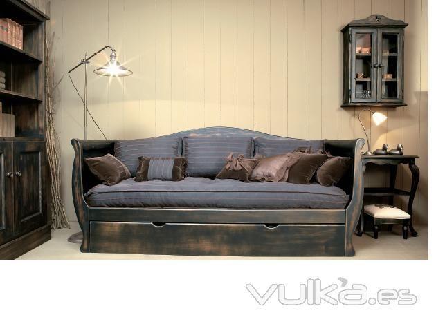M s de 25 ideas incre bles sobre sof cama nido en - Cama nido barco ...